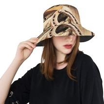 Cowboy Hat Wild American West Cool Fashion Fishing Sun Bucket Hats - £20.76 GBP