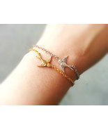 Soaring Sparrow Bracelet Friendship Bracelets Bird Bracelet Friendship B... - £13.92 GBP+