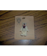 Teddy Bear Pin by Shelly Bears 1997 - $3.49