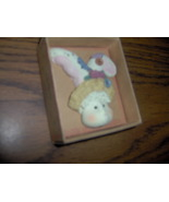 Cranbury Crafts Hand-painted Bunny Pin - $4.99