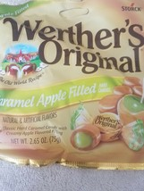 Werther's Original Caramel Apple Filled Hard Candies upc 07279906512 - $20.67
