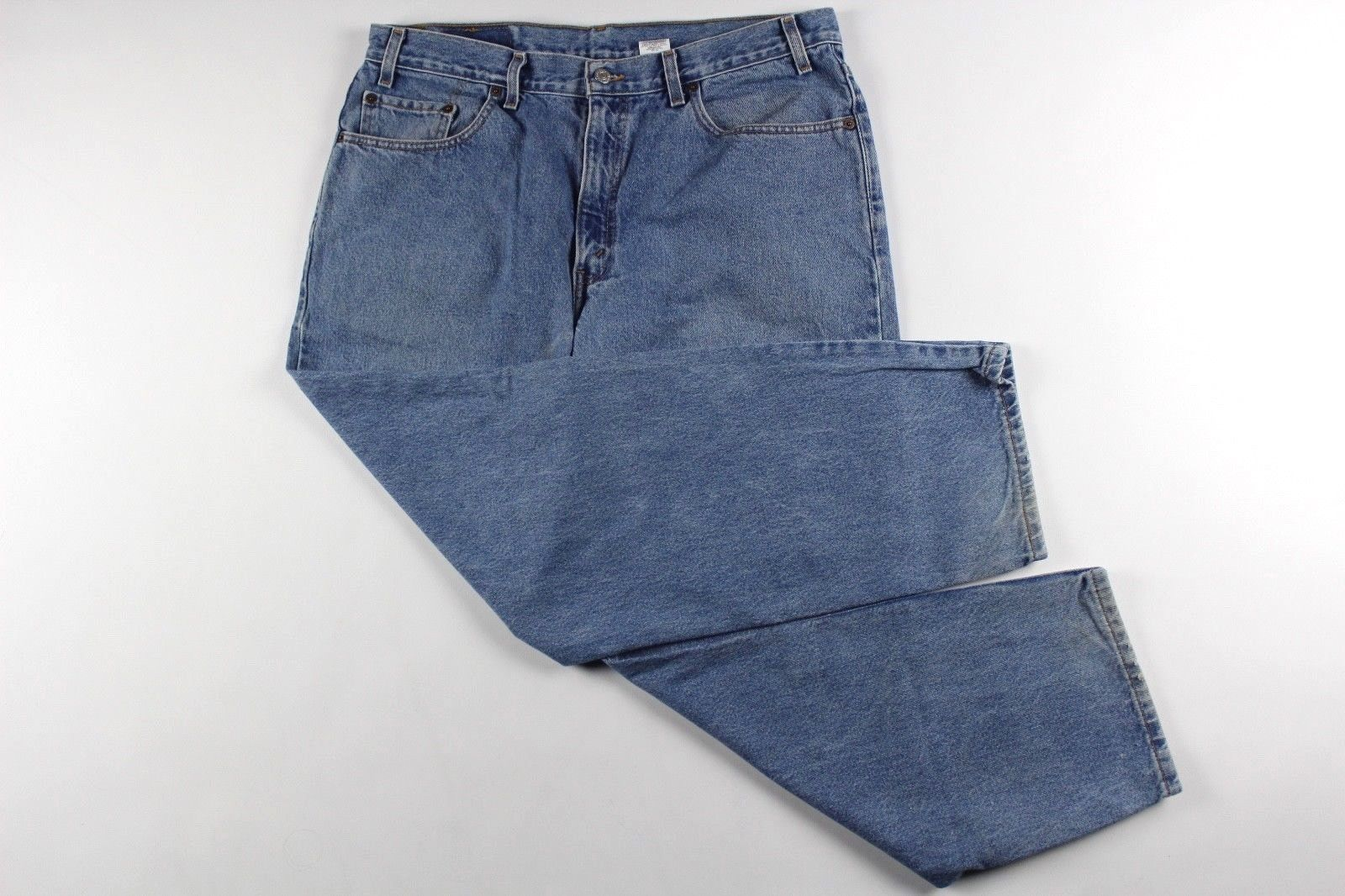 62a2866a S l1600. S l1600. Previous. Vintage 90s LEVIS Mens 38x30 Relaxed Fit  Straight Leg Denim Jeans Pants Blue