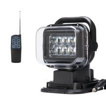 Car LED Search Light - 7 Inch, 50W, 3200 Lumens, 10x 5W Cree XTE LEDs, I... - $116.62