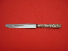 "Repousse by Kirk Sterling Silver Dinner Knife All Around Design 9 1/2"" F... - $143.10"