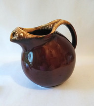MINT Hull Ceramic Pottery Classic Round Pitcher with Ice Catcher  62 oz. - $32.00