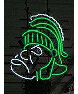 "NCAA Michigan State University Msu Spartans Beer Bar Neon Sign 16"" x 13"" - $159.00"