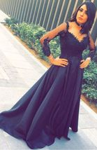2018 New Prom Dresses Lace Chiffon prom gowns - $159.00
