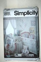 Simplicity Crafts 7646 Baby Quilt, Wall hanging Pillow - $2.95