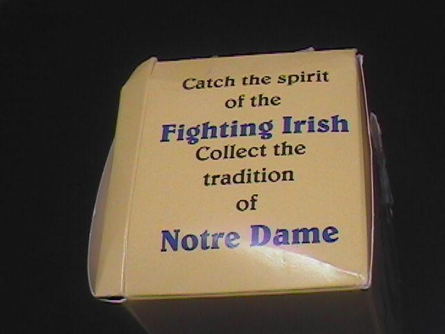 Notre Dame Football 200 Cards Boxed Joe Montana Tony Rice Tom Gibbons Tom Thayer