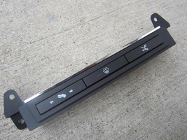 OEM Three Button Panel Accessory Switches 07-13 Cadillac Escalade ESV EX... - $15.99