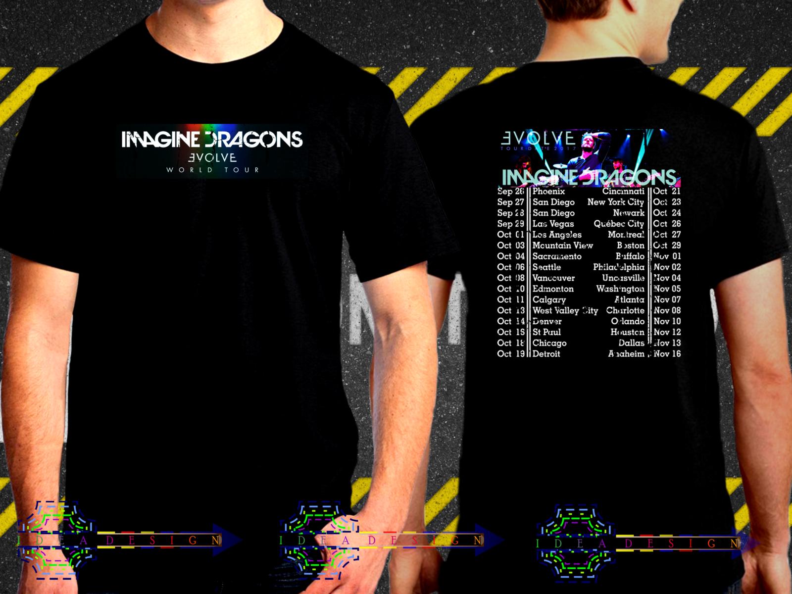 imagine dragons tour 2017 - photo #13