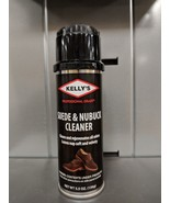 Kelly's by Fiebing's Suede & Nubuck Cleaner for Leather Spray Can 5.5oz ... - £8.26 GBP