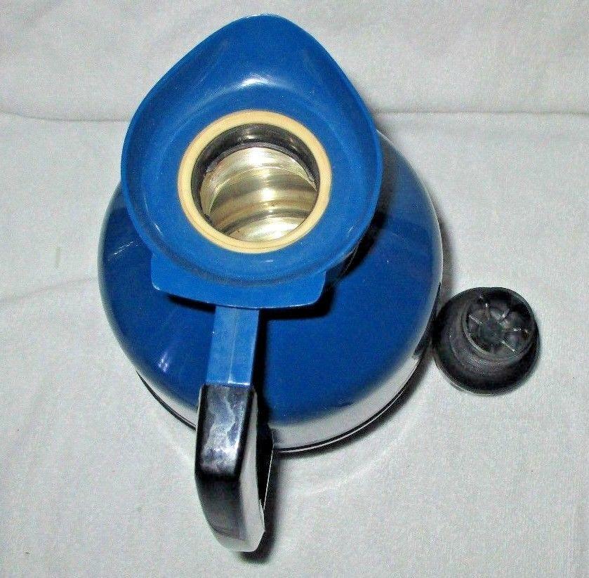 Vintage Herbert Hyman International Tea & Coffee Vacuum Carafe Pitcher USA !!