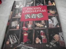 Merry Christmas Christmas Crafts ABC Book - $8.00