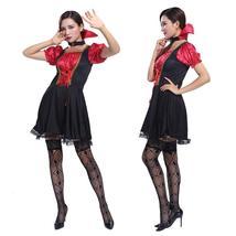Adult Vampire Bride Dress Costume image 1