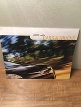 2003 Honda Cars & Trucks Dealer Sales Brochure - $9.89