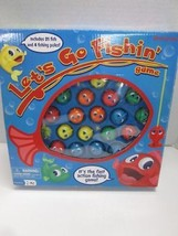 Pressman Let's Go Fishin' game Fast action fishing game! - $8.86