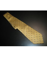 Graham & Lockwood London Silk Neck Tie Golden Browns - $9.99