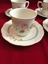 Lenox Fine China Melanie Set of 4 Cup and Saucer USA - $28.04