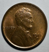 1911D Lincoln Cent Coin Lot A 207