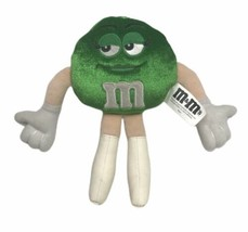 "Commonwealth Green M&M 7"" Plush 2000 - $14.84"