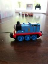 Thomas & Friends THOMAS #1 Diecast Train 2013 Mattel Take N Play Magnetic - $5.94