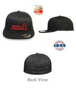 SAVE THE MANUALS MANUAL SHIFT Racing FLEXFIT HAT ***FREE SHIPPING IN BOX*** - $19.99