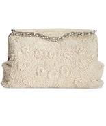 $250.00 Evening ingenue. Elegant beadwork adorns this La Regale clutch - $98.01