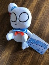 Mopeez Plush Ghostbusters Plush Stay Puft Marshmallow Man - $14.99