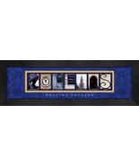 Rollins College Officially Licensed Framed Campus Letter Art - $39.95