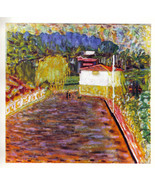 Pierre Bonnard 1942 GRAVURE PRINT w/COA. Superb Engraving and EXTREMELY ... - $169.00