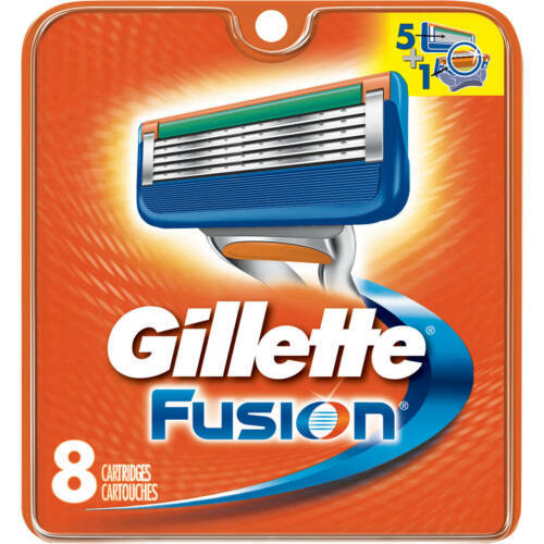 Primary image for Gillette Fusion - 8 Cartridges