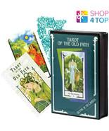 OLD PATH TAROT SET DECK CARDS BOOK SILVIA GAINSFORD HOWARD RODWAY TELLIN... - $42.86