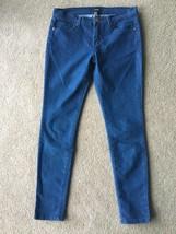 Forever 21 Dark Skinny Jeans Womens Juniors Girls 26 F21 - $4.94
