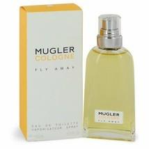 New Mugler Fly Away by Thierry Mugler Eau De Toilette Spray (Unisex) 3.3... - $64.54