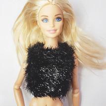 2017 Mattel Indonesia Birthday Doll Clothes: Silver Jubilee Barbie Black... - $6.80