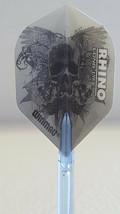 Winmau Rhino Flying Skull Standard Dart Flight - $1.50