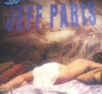 Jeff Paris RACE TO PARADISE Cassette 1986