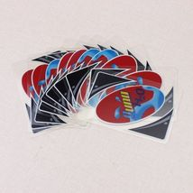 [NEW] Plastic Transparent Waterproof UNO Card Game Family Fun Poker Card - $15.24