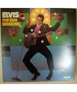 'Elvis - The Sun Sessions' vintage mono lp vinyl record - $49.50