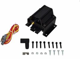 Chevy Corvette SBC Pro Series R2R Distributor 262 283 350 400 8mm Spark Plug Kit image 7