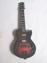 Musical Instrument Ornament  Gibson Electric Guitar  realistic - $13.81