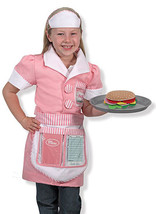 Waitress Role Play Costume Set Melissa and Doug - $29.00
