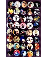 40 LADY GAGA pins - buttons - brand new - $99.99