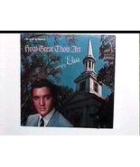 'How Great Thou Art' Elvis Presley LP vinyl record - $49.50