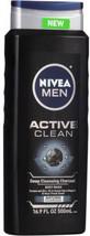 NIVEA Men Active Clean Body Wash 16.9 Fl. Oz. - $23.36
