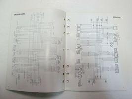 1990 Suzuki A.T.V. Motorcycle L Models Wiring Diagram Manual Factory OEM *** image 3