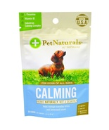 Pet Naturals of Vermont, Calming, For Dogs, 30 Chews, 1.59 oz (45 g) - $12.00