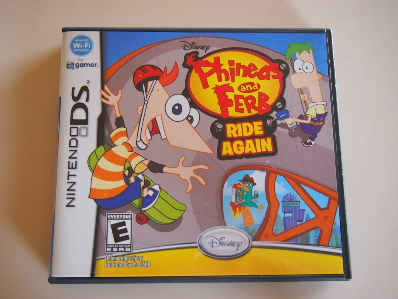 Phineas and Ferb Ride Again Disney Nintendo and 50 similar items