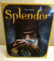 Splendor Board Game Asmodee Games by Mark Andre Brand New Sealed  - $23.22